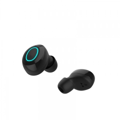i06 True Wireless Headphones Bluetooth 5.0 TWS in-Ear stereo Earbuds Mini Headset with LED display